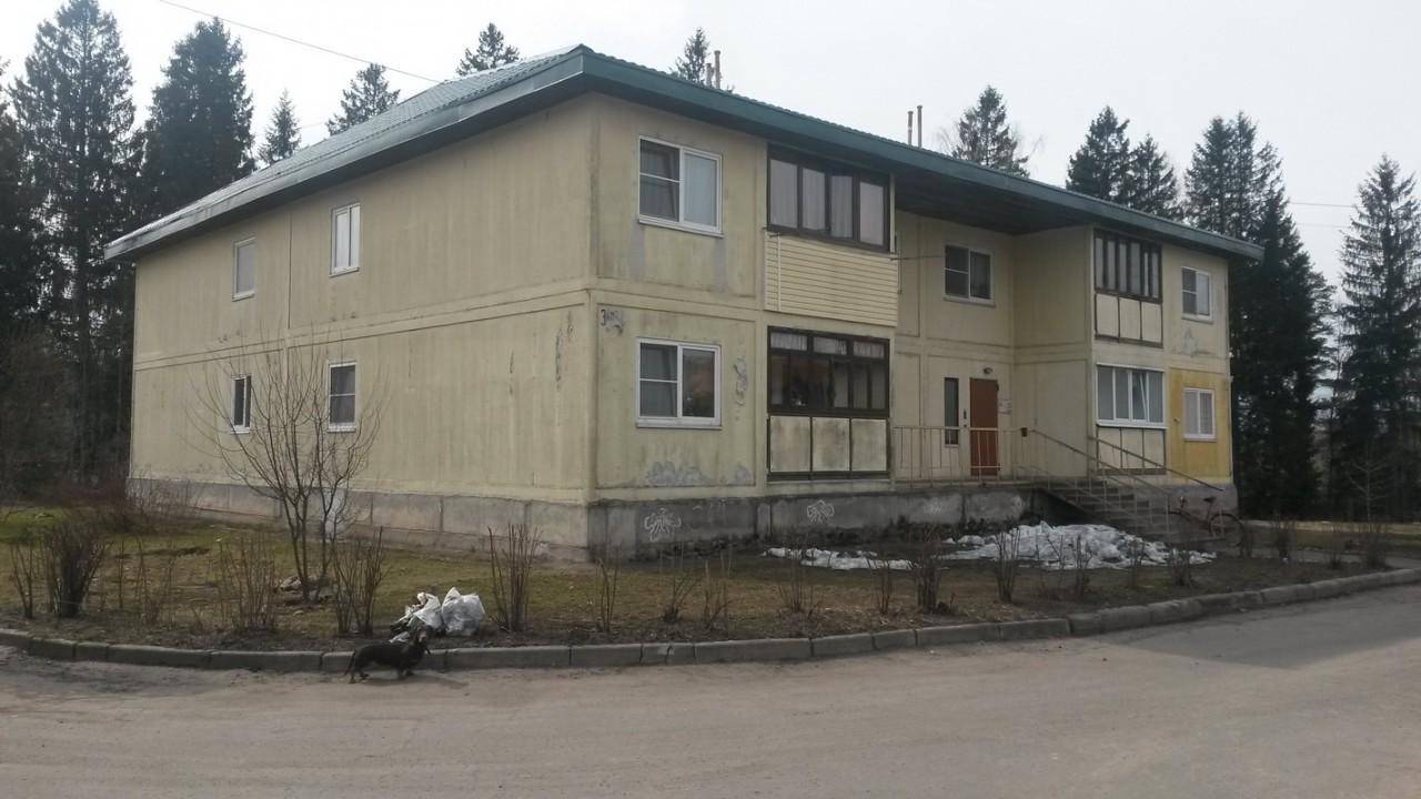 Коттедж в деревне Гарболово