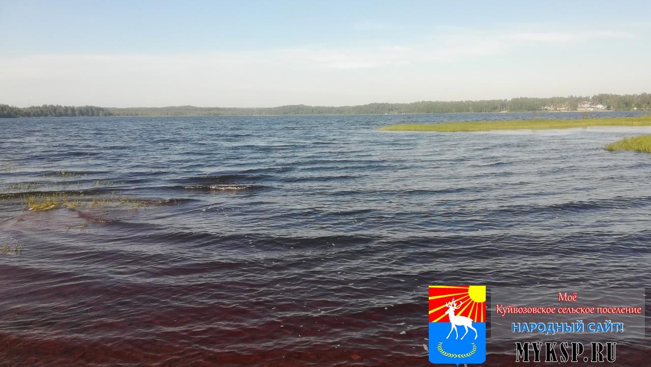 Озеро ройка рядом с Керро